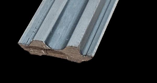 Standard Tersa Hobelmesser 637 x 10 x 2.3